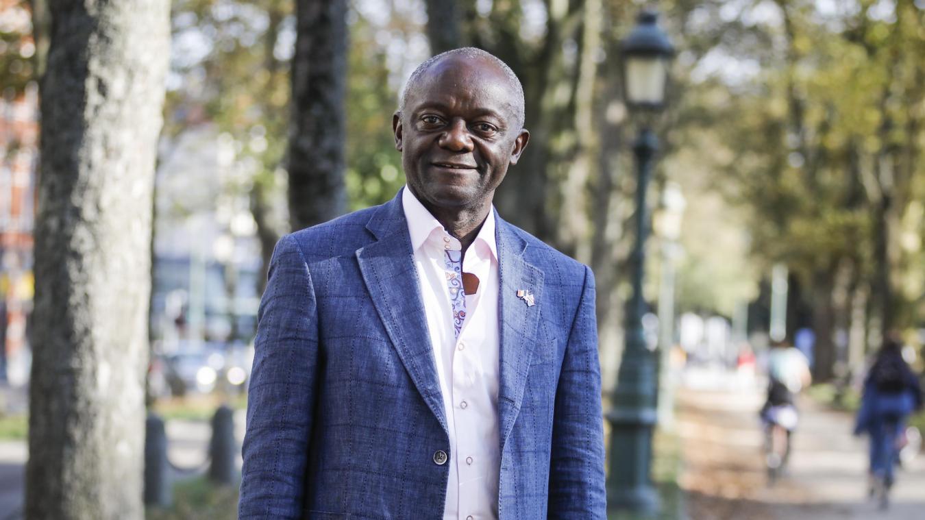 Le père de Vincent Kompany devient le premier maire noir de Belgique