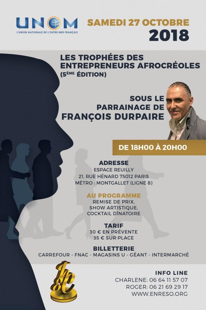 Trophées des Entrepreneurs AfroCréoles