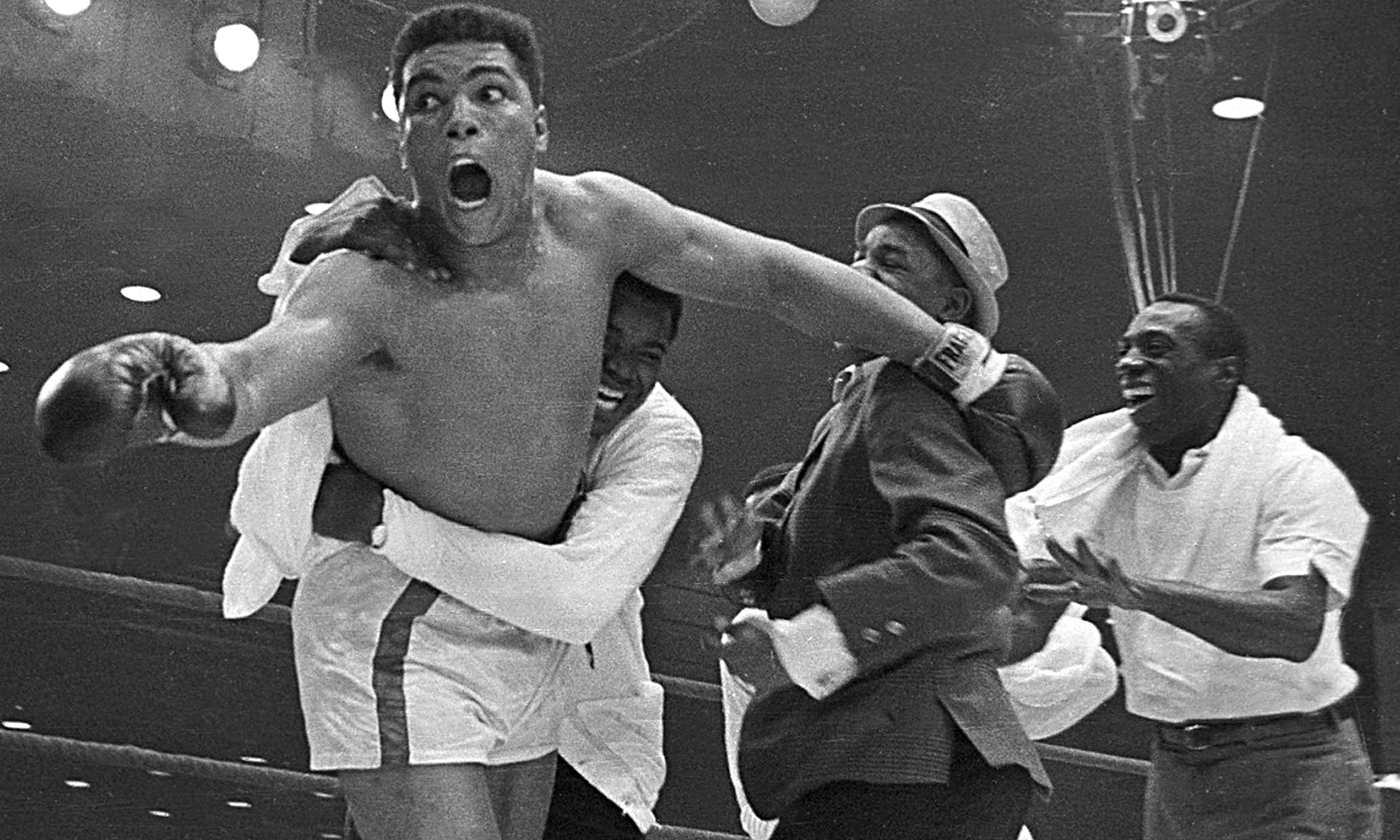 citations de Muhammad Ali