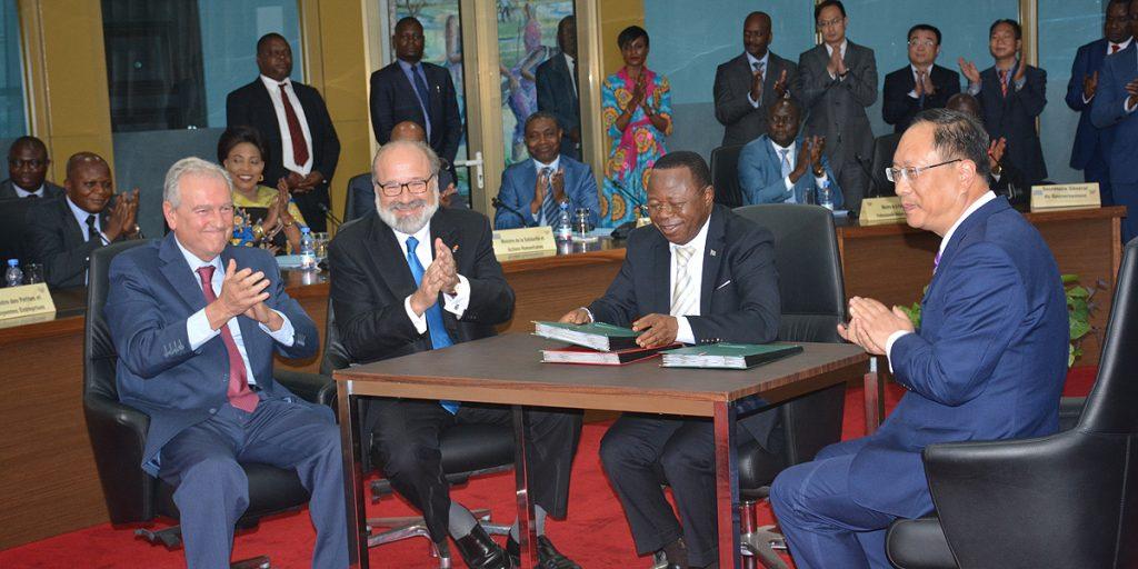 RDC : signature d'un accord sino-espagnol pour le barrage Inga III