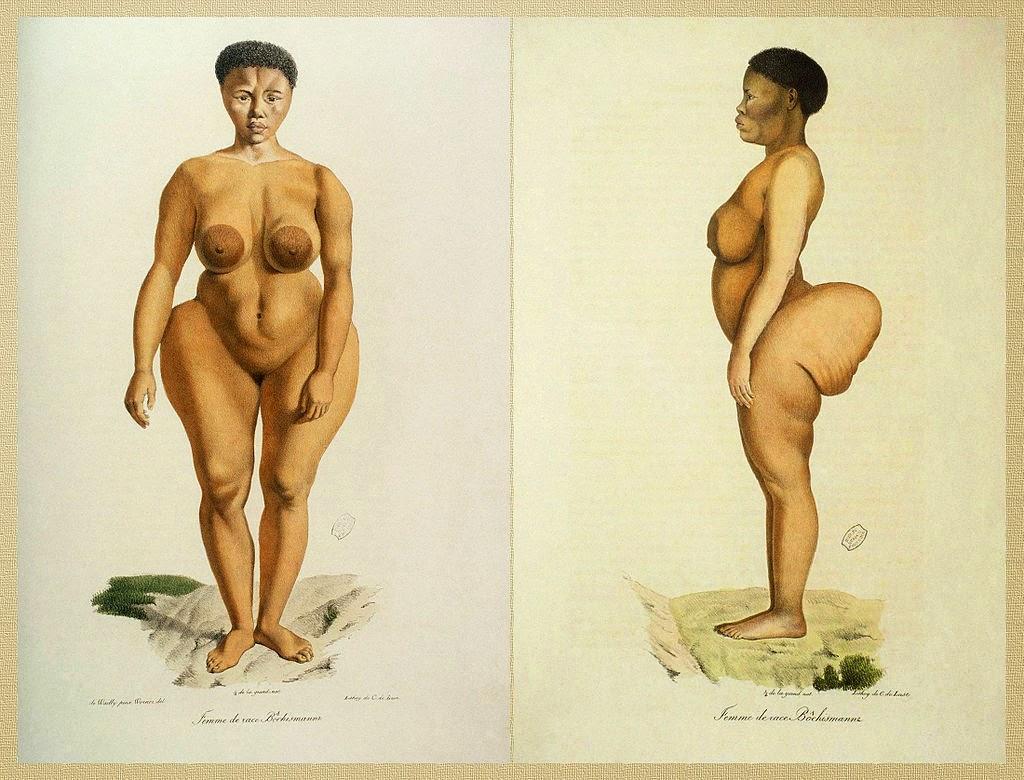 Chantal Loïal rend un hommage émouvant à la Vénus Hottentote