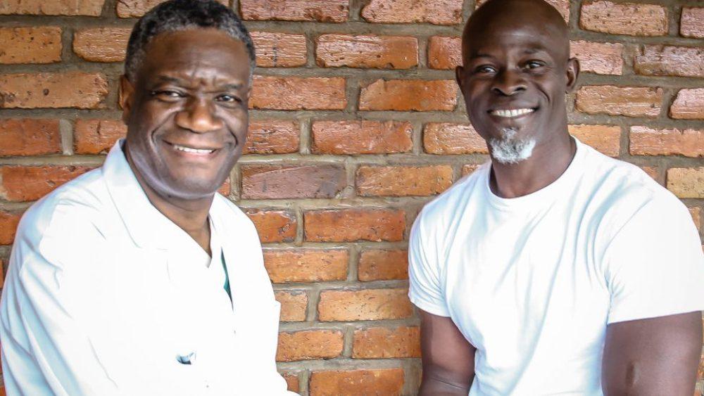 Djimon Hounsou jouera le rôle du Dr Denis Mukwege dans «Panzi»