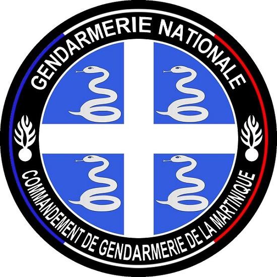 La gendarmerie de Martinique n'utilisera plus l'emblème aux 4 serpents!