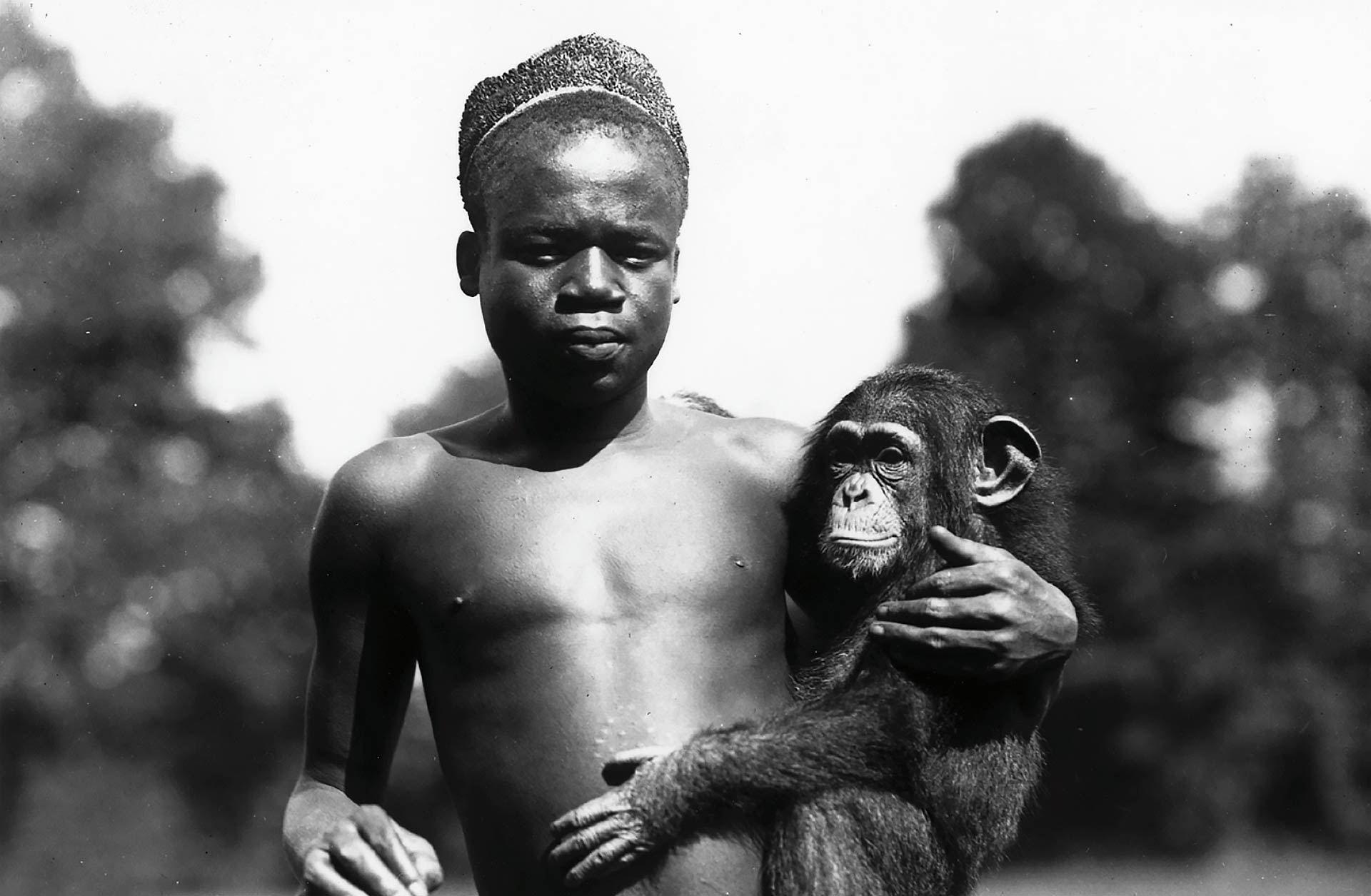 Le périple d'Ota Benga dans les zoos humains