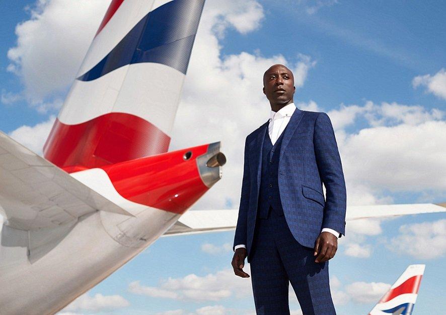 Ce couturier panafricain dessinera les uniformes de British Airways
