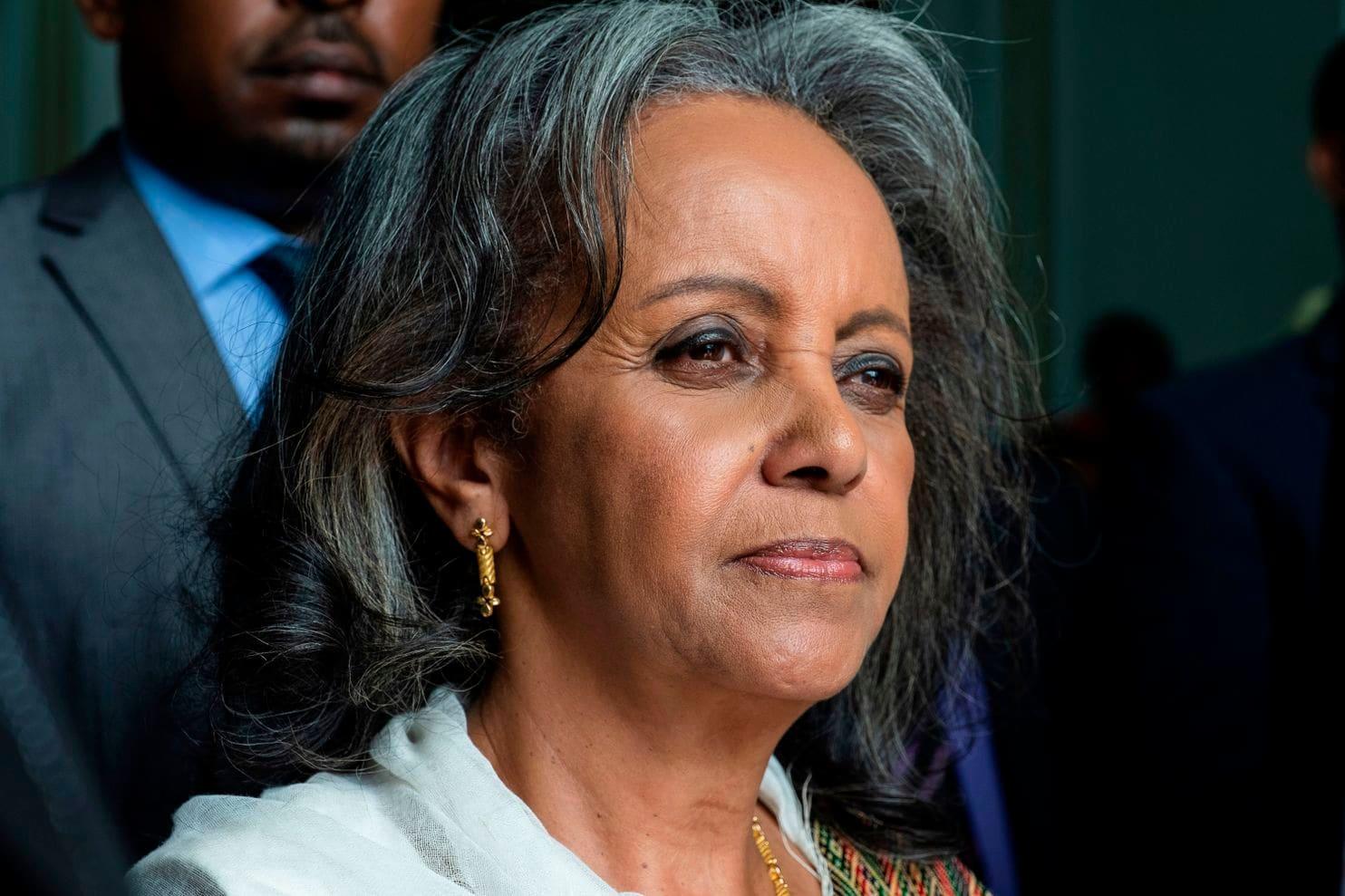 Sahle-Work Zewde nommée à l'unanimité présidente de l'Éthiopie