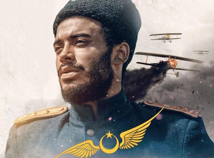 Le Turc Ahmet Ali Celikten, premier pilote d'avion noir de l'histoire