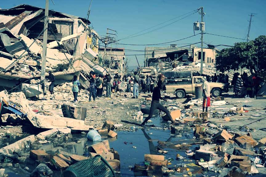 La ville haïtienne Port-de-Paix secouée par un séisme dévastateur