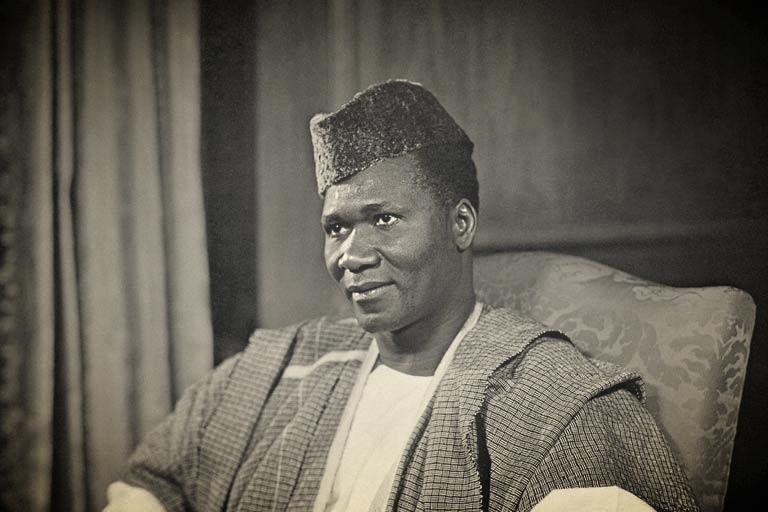 Le discours d'Ahmed Sékou Toure le 25 août 1958 à Conakry