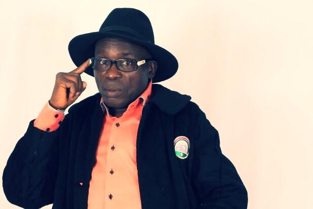 Michel Gohou, le patron du rire africain