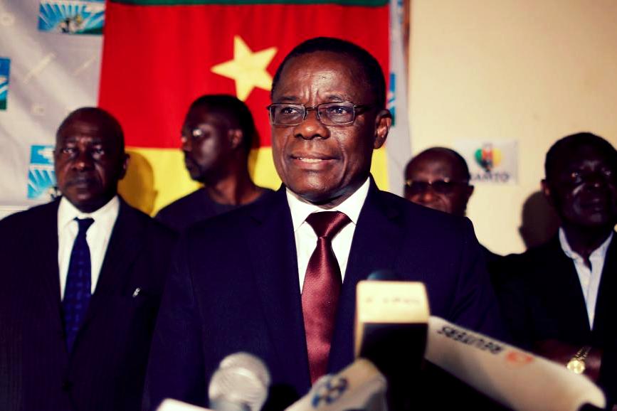 Cameroun : Kamto revendique la victoire aux élections présidentielles