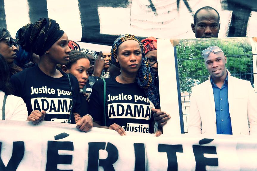 Affaire Adama Traoré: les gendarmes disculpés par une expertise médicale