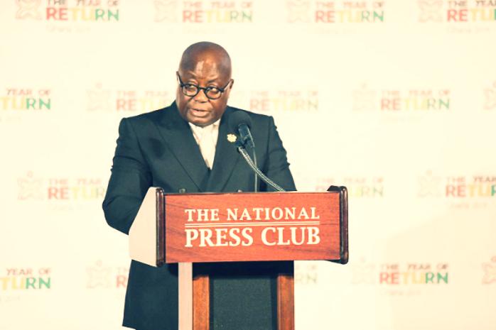 Le Ghana proclame 2019 «Année du retour» des Noirs en Afrique