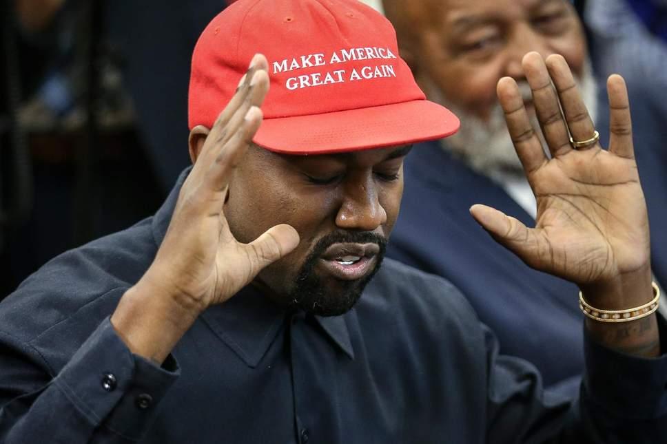 Kanye West regrette d'avoir été «utilisé pour véhiculer des messages»