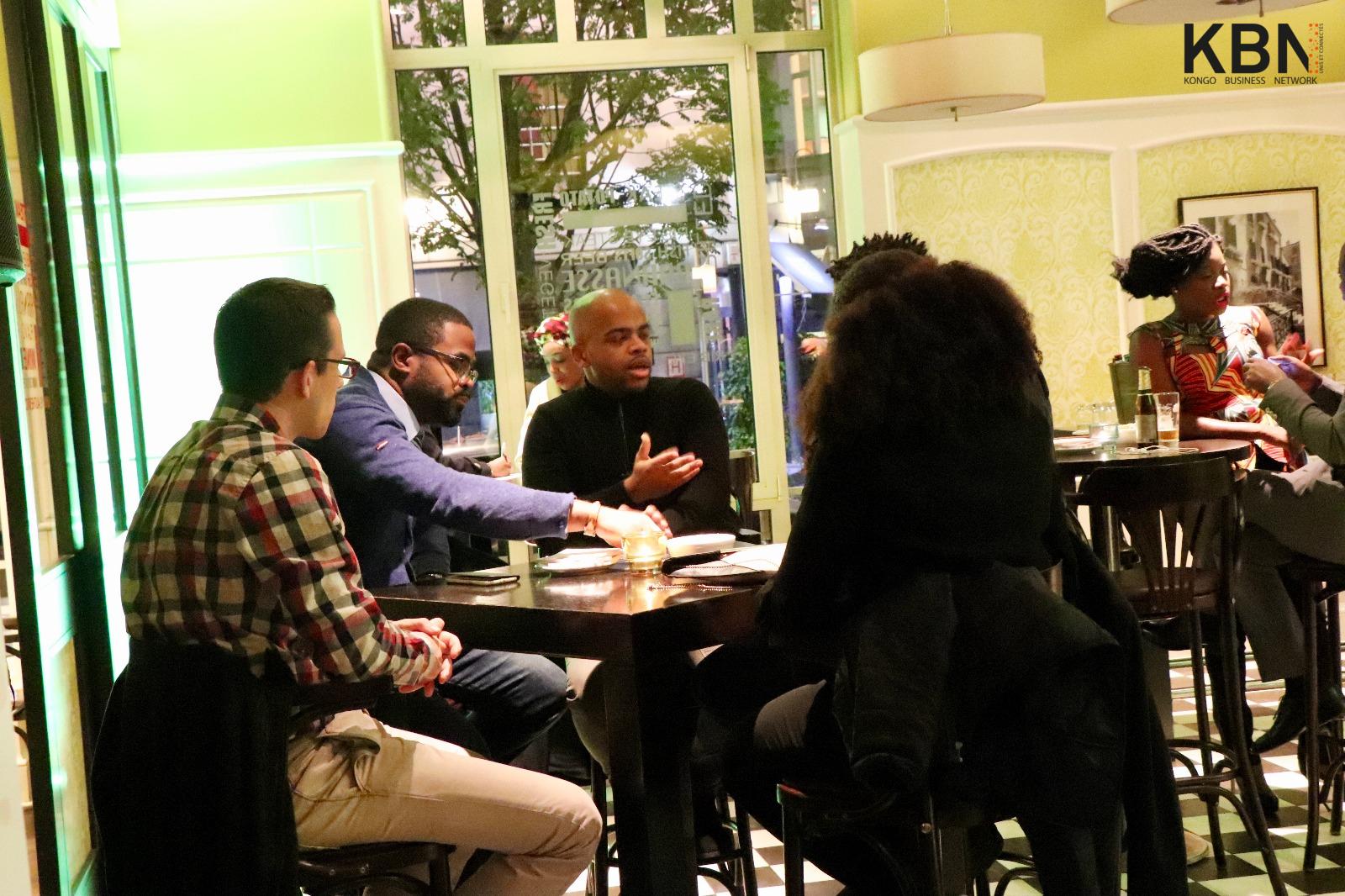 Le Kongo Business Network vous donne rendez-vous à Paris