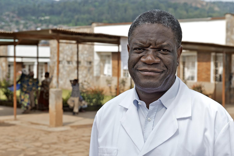 Denis Mukwege dédie son Prix Nobel à tous les Congolais