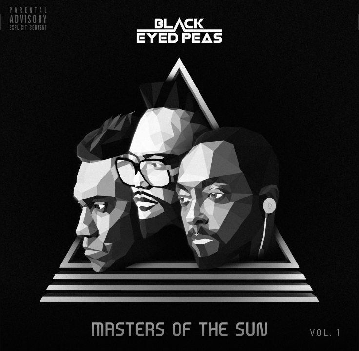 The Black Eyed Peas : Masters Of The Sun Tour