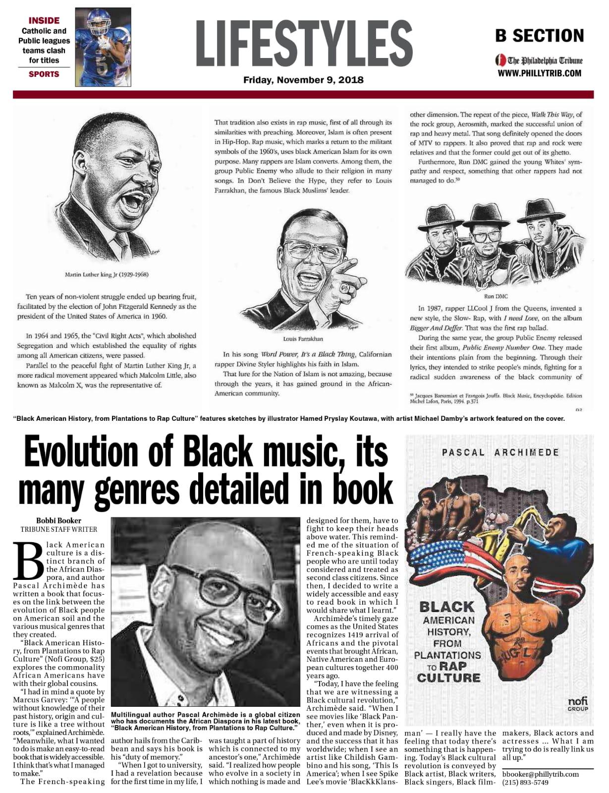 « Histoire de l'Amérique noire, des plantations à la culture rap »