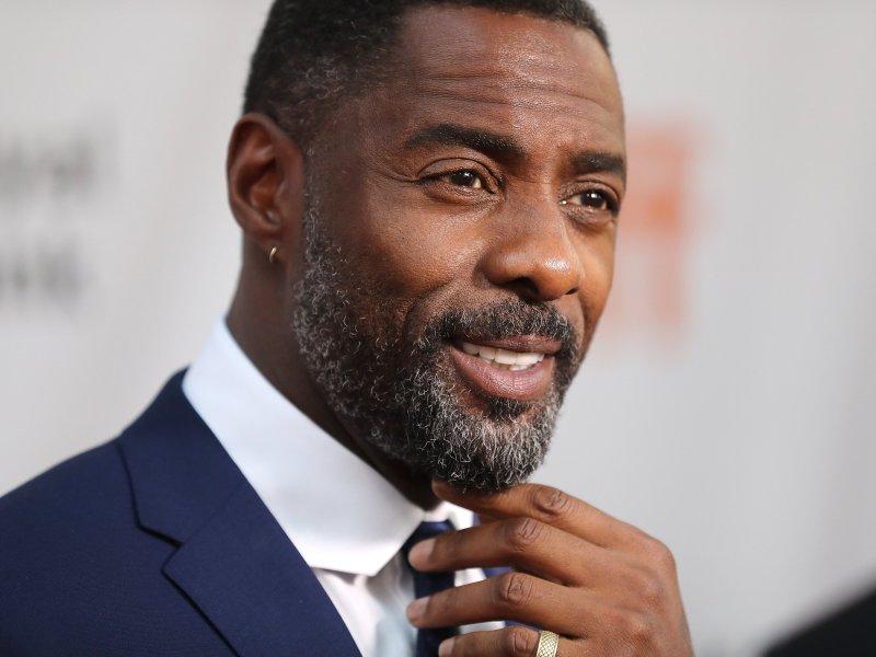Idris Elba est l'homme «le plus sexy au monde»
