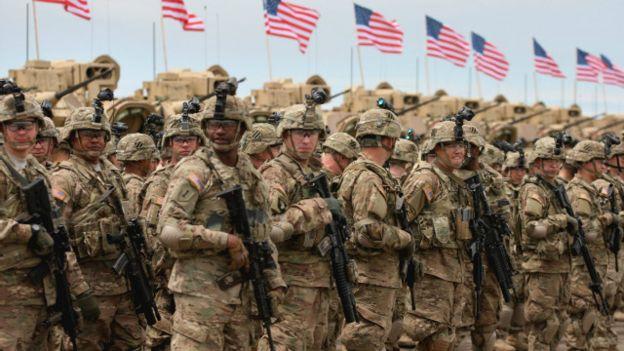 Les Etats-Unis vont réduire leur force militaire en Afrique