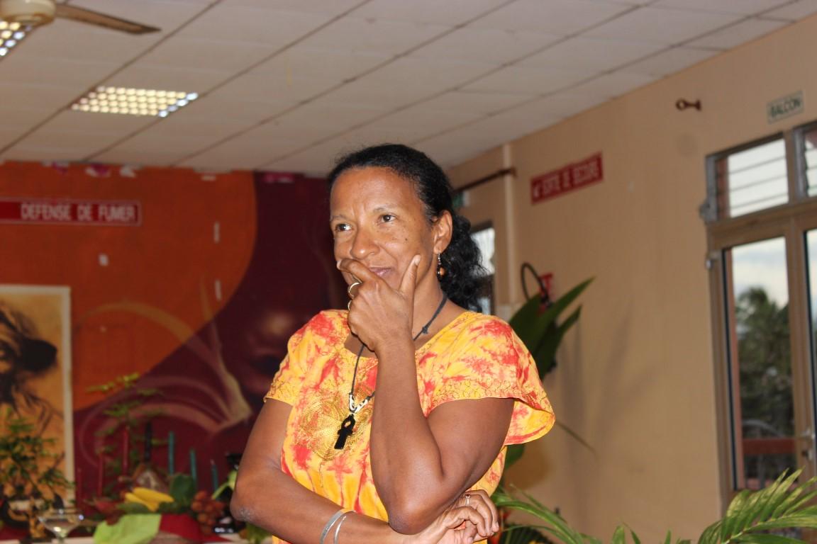 Ama Mazama, guerrière intellectuelle afro-caribéenne