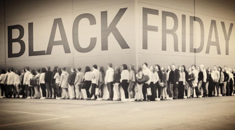 Le «Black Friday» a-t-il un réel rapport avec l'esclavage ?