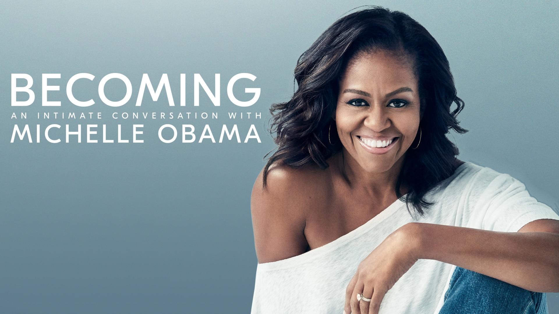 «Becoming», la biographie sans tabou de Michelle Obama