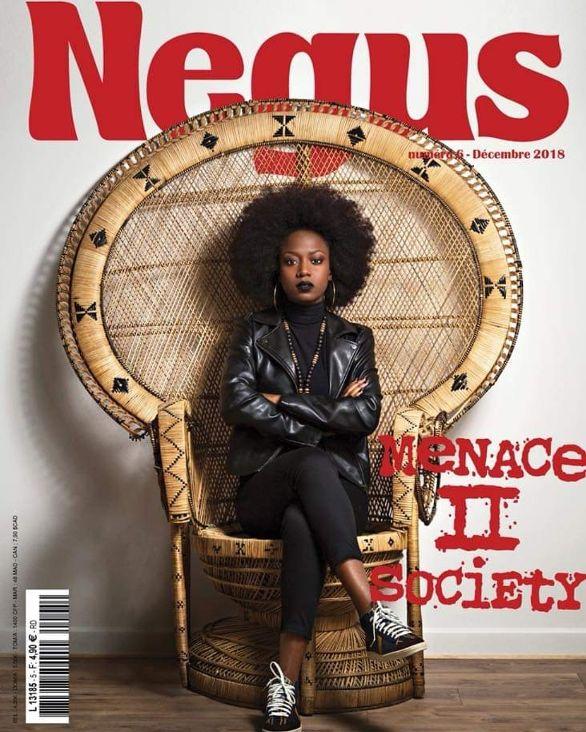 Negus 6 «Menace II Society»: la bibliographie !