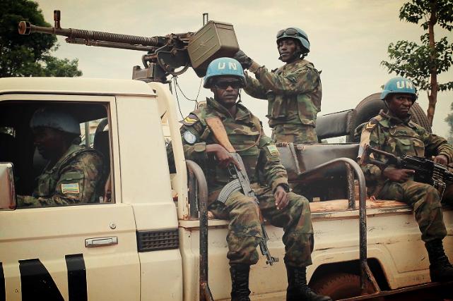 L'ONG ANA appelle la MINUSCA à renoncer au contingent mauritanien