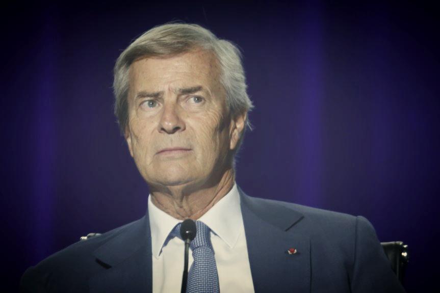 Le groupe Bolloré mis en examen pour «corruption»