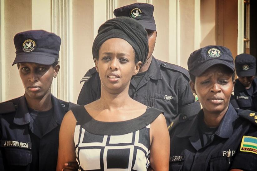 Le Rwanda va faire appel de l'acquittement de Diane Rwigara