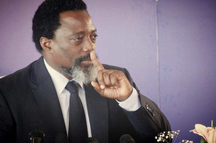 Joseph Kabila n'exclut pas de se représenter en 2023