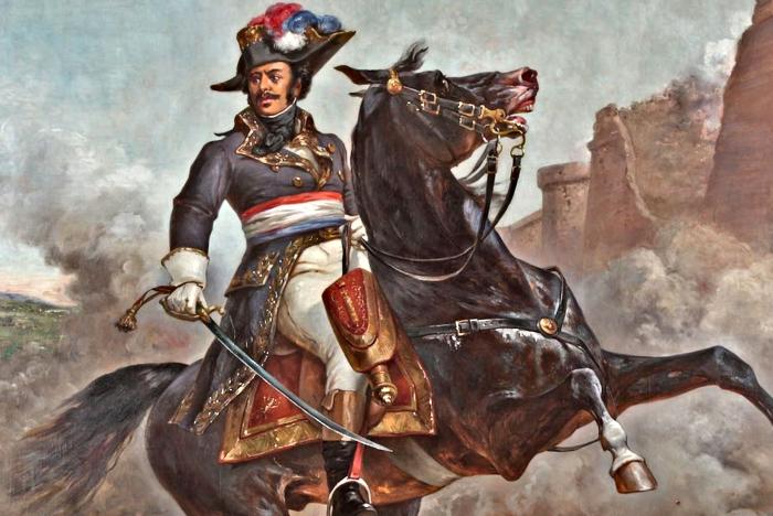 Le premier général d'origine africaine de l'armée française