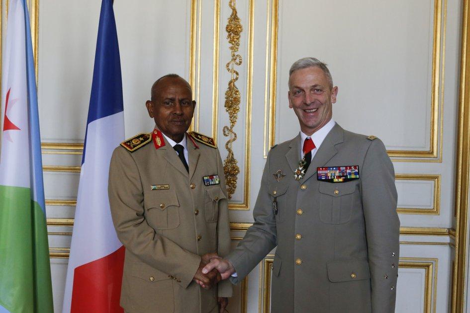 Quand la France renforce toujours plus sa coopération militaire à Djibouti
