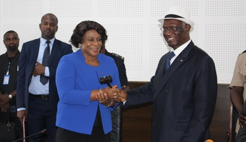 [TOGO] Une femme à la tête de l'Assemblée nationale