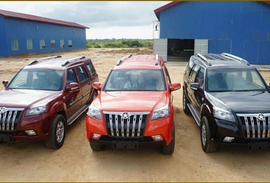 Le Ghana valorise la construction automobile locale