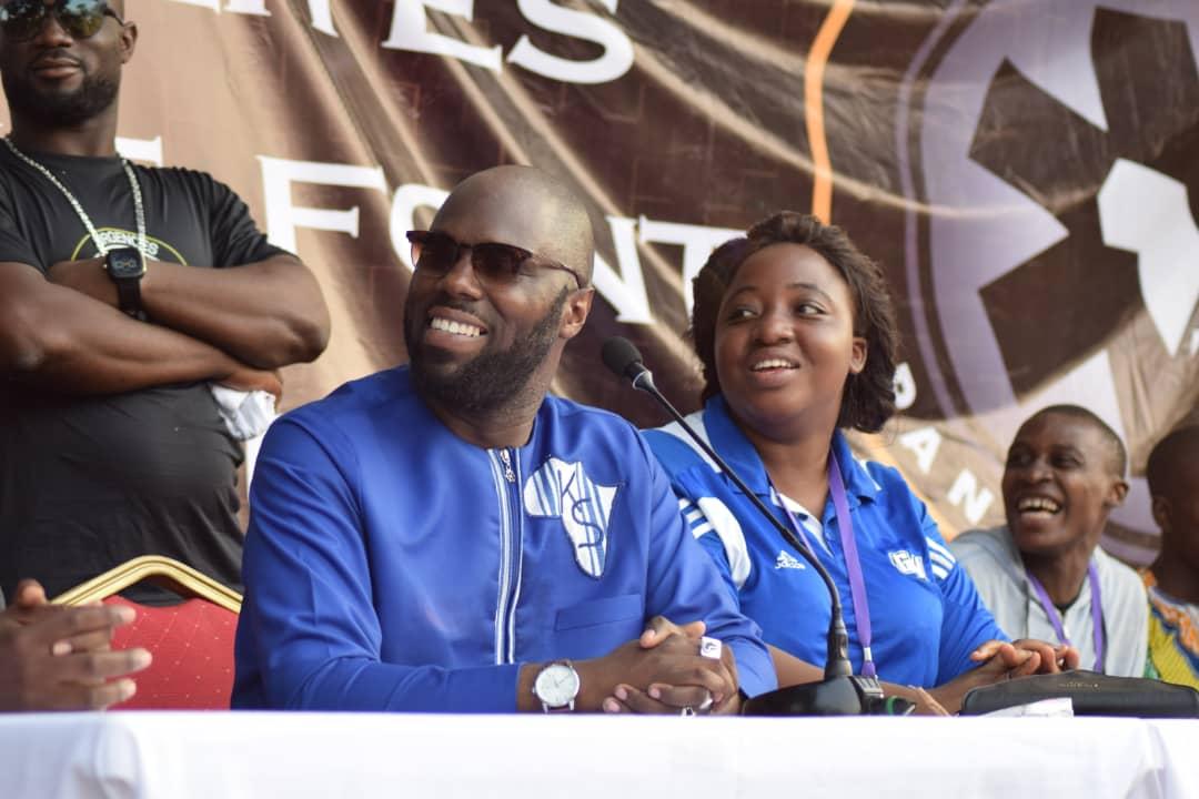 Kemi Seba annonce la création de son parti politique