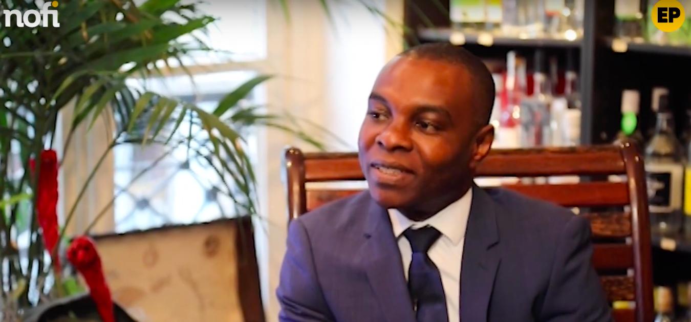 L'écrin politique avec Thani Mohamed Soilihi, premier vice-président du Sénat afro-descendant
