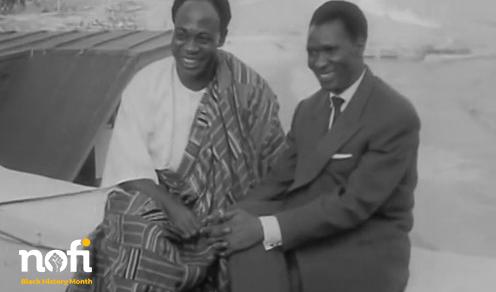 Déclaration conjointe de Kwame Nkrumah et Sekou Toure