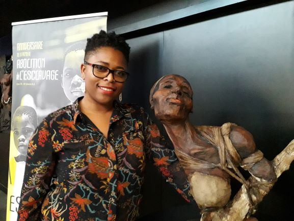 Sandra Dessalines, une artiste qui rend hommage à l'africanité