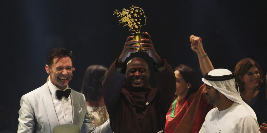 Le meilleur enseignant du monde est le Kényan Peter Tabichi