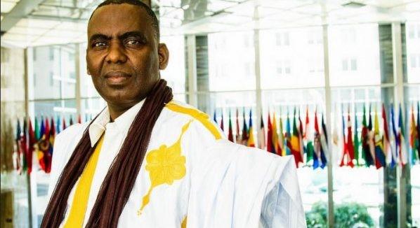 Biram Dah Abeid candidat à la présidentielle 2019 en Mauritanie