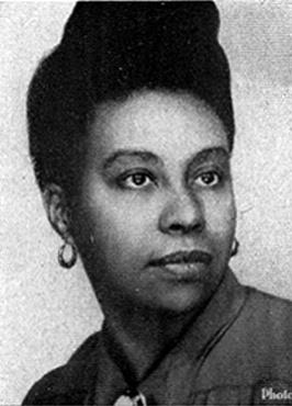 Gerty Archimède, femme forte de la Guadeloupe
