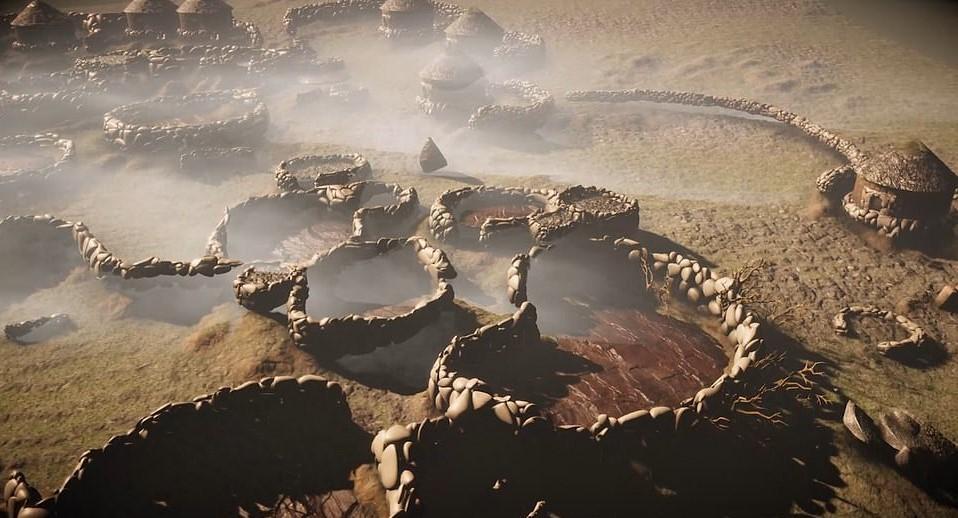 Découverte de la cité perdue de Kweneng en Afrique du Sud