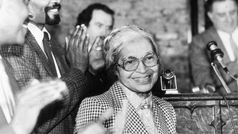 «Mon histoire», l'autobiographie de Rosa Parks traduite en français