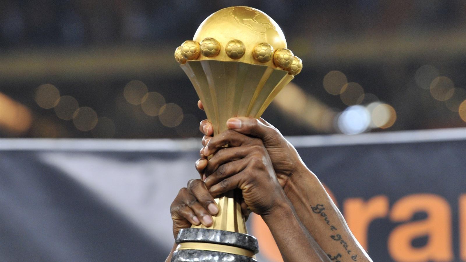 Les 24 sélections qualifiées pour la Coupe d'Afrique des Nations 2019