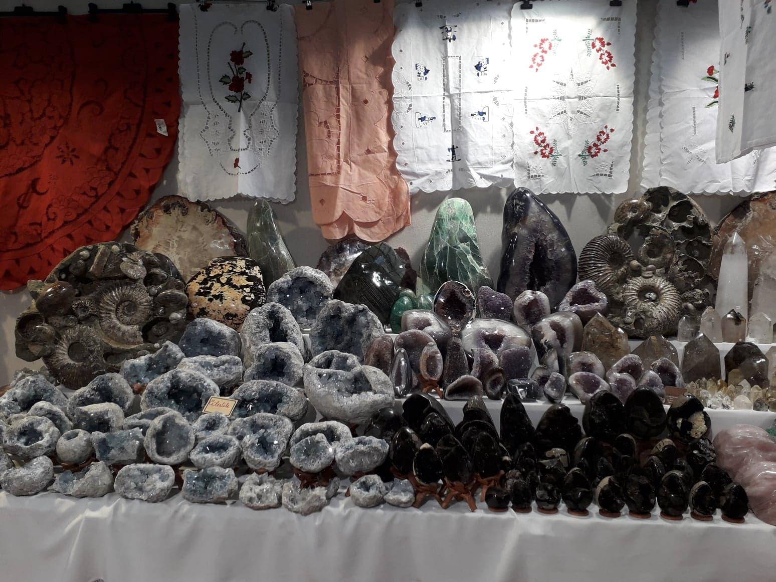 [Foire de Paris] Découvrez les Arts et Minéraux de Madagascar