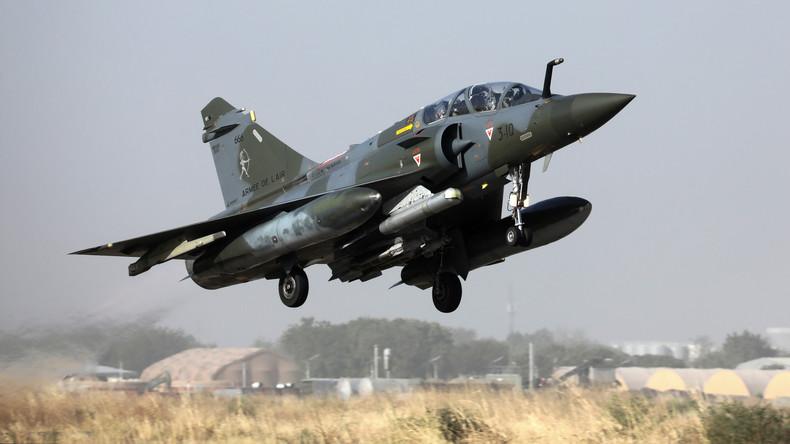 Pourquoi l'aviation française a-t-elle bombardé le Tchad ?