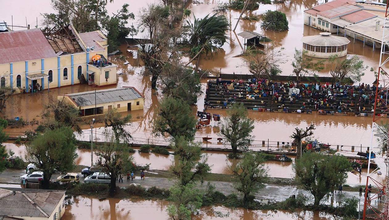 Un mois après Idai, un autre cyclone menace le Mozambique