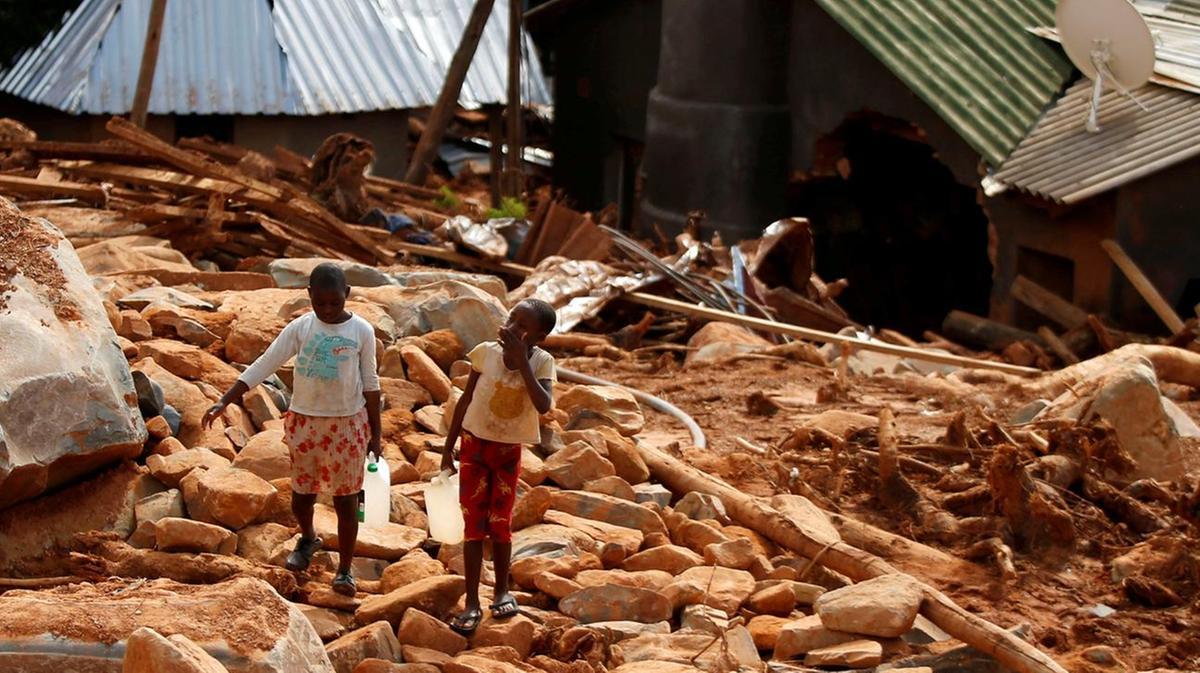 [Cyclone Idai] plus de 1000 cas de choléra dont un premier décès